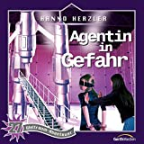 img - for Agentin in Gefahr (Weltraum-Abenteuer 27) book / textbook / text book