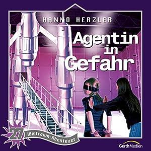 Agentin in Gefahr (Weltraum-Abenteuer 27) Hörspiel