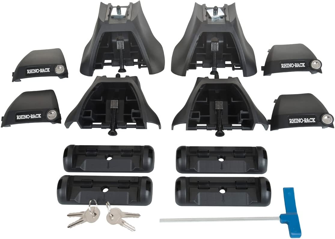Rhino-Rack (4) for Vortex Aero Leg Kit