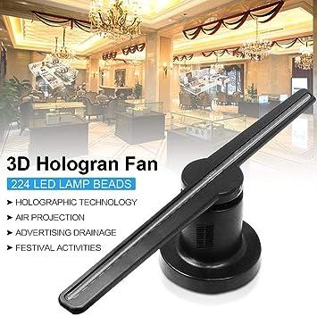 Bettying - Proyector Holograma 3D de vídeo e Imagen con Pantalla ...