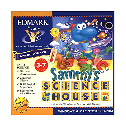 (Sammy's Science House Age Rating:3 - 7)
