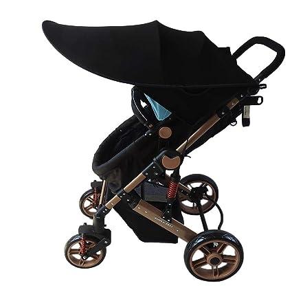 b96b432ea88 Eternitry Stroller Sunshade Universal Parasol Pushchair Anti Sun Protection  Sunscreen Cover Baby Pram Folding Awning Windshield