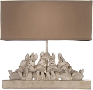 product image for Glenna Jean Remember My Love Bunnies Lamp