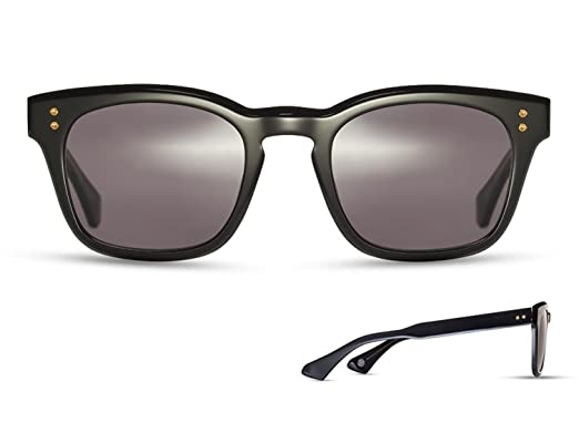 Amazon.com: anteojos de sol Dita Mann DTS 102 01 BLACK ...