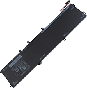 Gomarty 4GVGH (11.4V 84Wh) Laptop Battery Compatible with Dell XPS 15 9550 Dell Precision 5510 GPM03 T453X 0T453 1P6KD 01P6KD 04GVGH 0GPM03 0T453X 5XJ28 NOT fit Model RRCGW 6GTPY H5H20