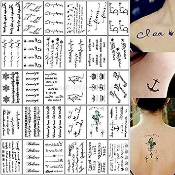 2 UNIDS 30 unidades/conjunto de dibujos animados tatuaje temporal ...