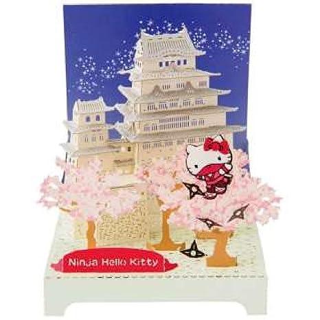 Kawada POC-02 POS Talk Hello Kitty Ninja Japón Utilizado ...