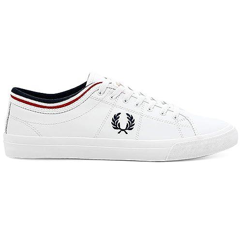 Fred Perry Kingston, Baseline, Underspin, Spencer. Zapatillas Deportivas Tenis para Hombre.: Amazon.es: Zapatos y complementos