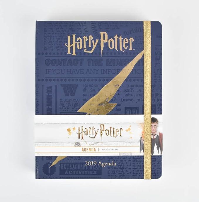 Grupo Erik Harry Potter - Agenda 16 Meses 2018/2019 Semana Vista