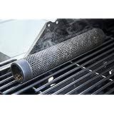 """Cmor Stainless Steel BBQ Smoker, Smoker Pipe, Pellet Smoker tube for Grills - 12"""""""