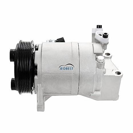 Ca a/c compresor embrague ajuste para Nissan Murano 03 - 07 Quest 04 - 09 V6: Amazon.es: Coche y moto