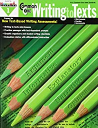 Common Core Practice Writing to Texts Grade 1