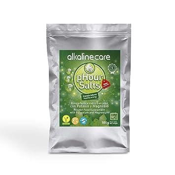SALES ALCALINAS PHOUR SALTS (Bolsa 500g) Alkaline Care