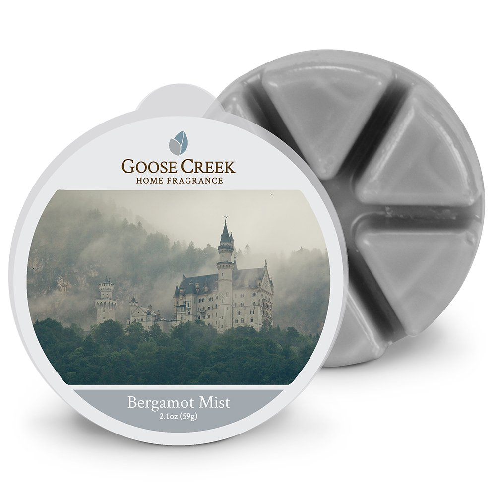 Goose Creek Bergamot Mist Wax Melt Pack, Grey IC6401