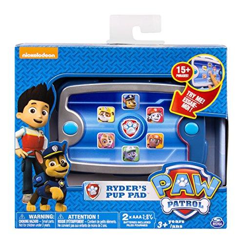 Amazon Com Paw Patrol Ryder S Pup Pad Toys Games