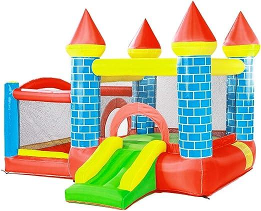Castillos hinchables Trampolín para Niños Parque Infantil Al Aire ...
