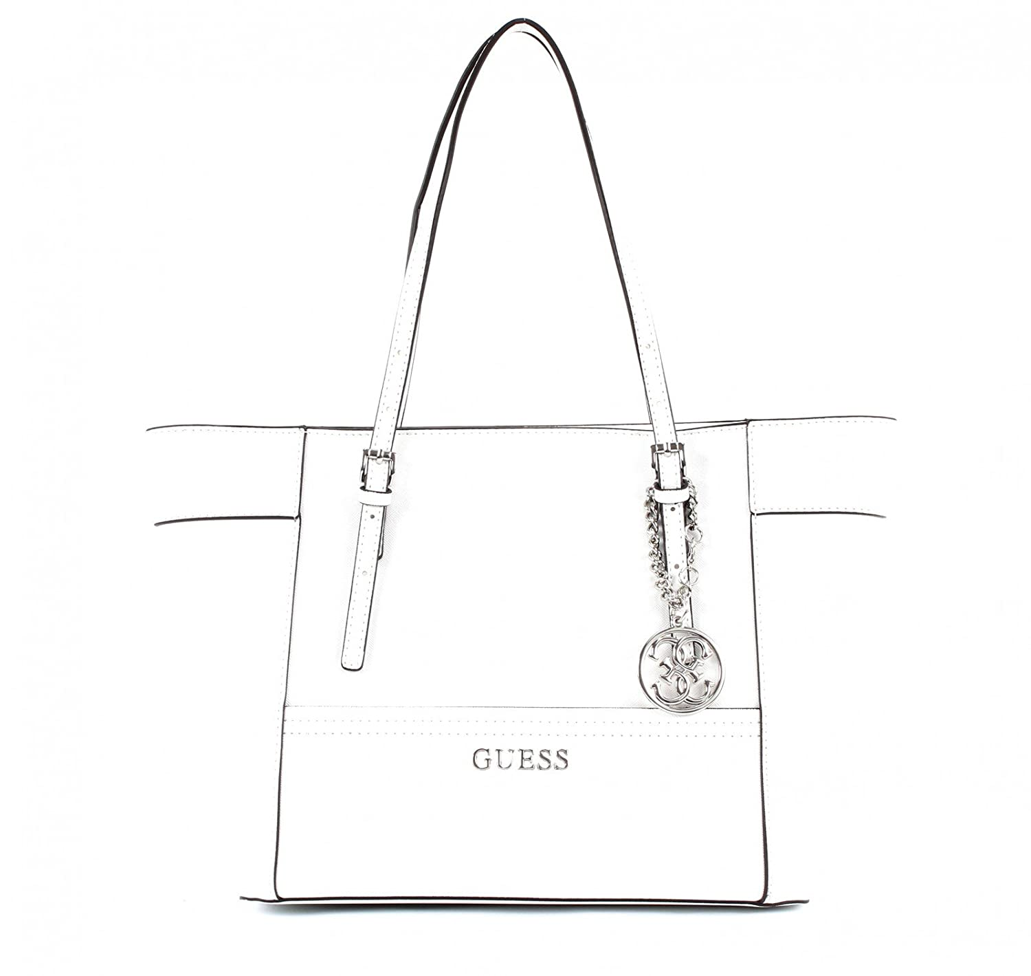 3248bf6dcd31 GUESS DELANY 3522 Bianco  Amazon.co.uk  Shoes   Bags