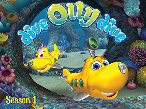 Dive Olly Dive Watch Online Now With Amazon Instant
