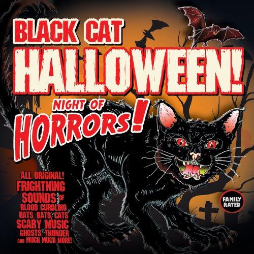 Black Cat Halloween!-Night Of -
