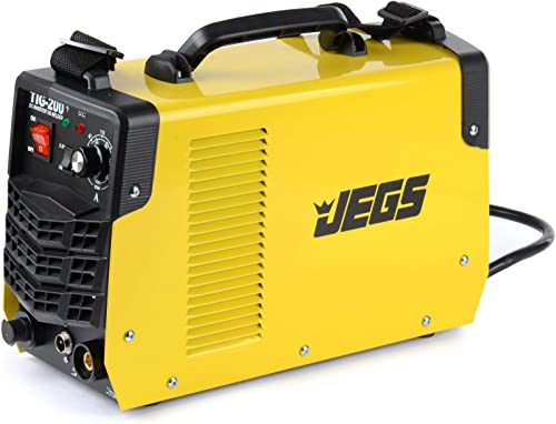 JEGS 81542 TIG 200 Welder Single Phase 220V DC
