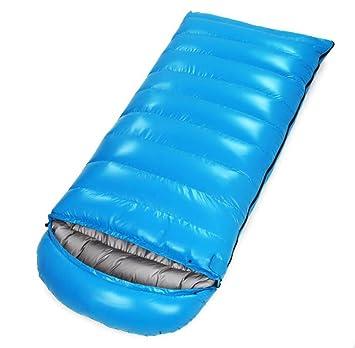 WENMW El Saco de Dormir para Niños Ultraligero Down Lunch Interior Anti-Kick es Compacto