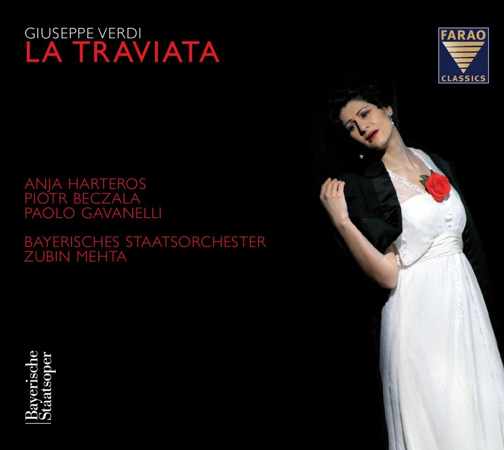 Giuseppe Verdi: La Traviata - Recorded live at the Bavarian State Opera
