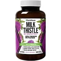Deals on FarmHaven Milk Thistle Capsules 11250mg
