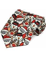 TieMart Men's Christmas Necktie