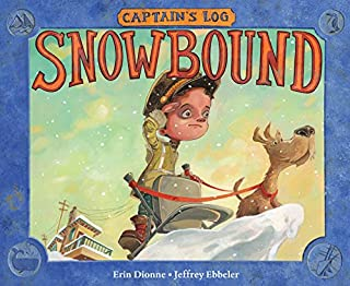 Book Cover: Captain's Log: Snowbound