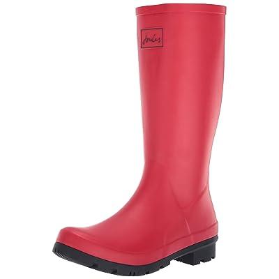 Joules Women's Roll Up Welly Rain Boot | Rain Footwear
