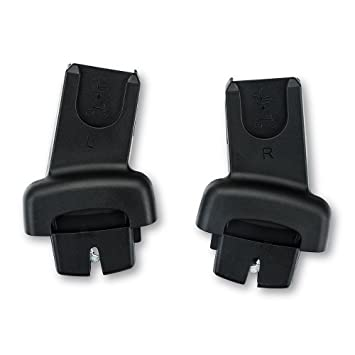 Britax Infant Car Seat Adapter For Cybex Nuna And Maxi Cosi Seats