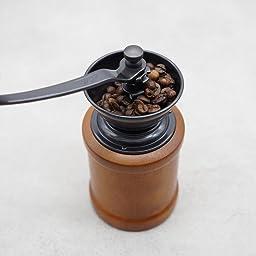 Amazon Amazon Co Jp限定 カリタ Kalita コーヒーミル 手挽き ブラウン Kh 3br 478 手挽きコーヒーミル オンライン通販