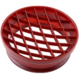 Elibeauty Baking Tool Pineapple Bread Mold Cake Mold Red