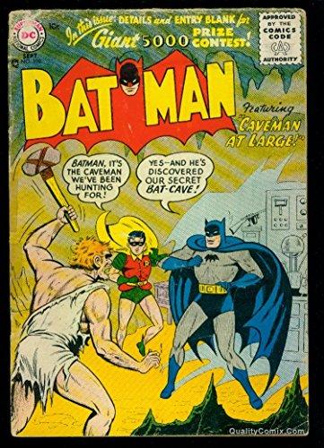 Batman #102 GD+ 2.5