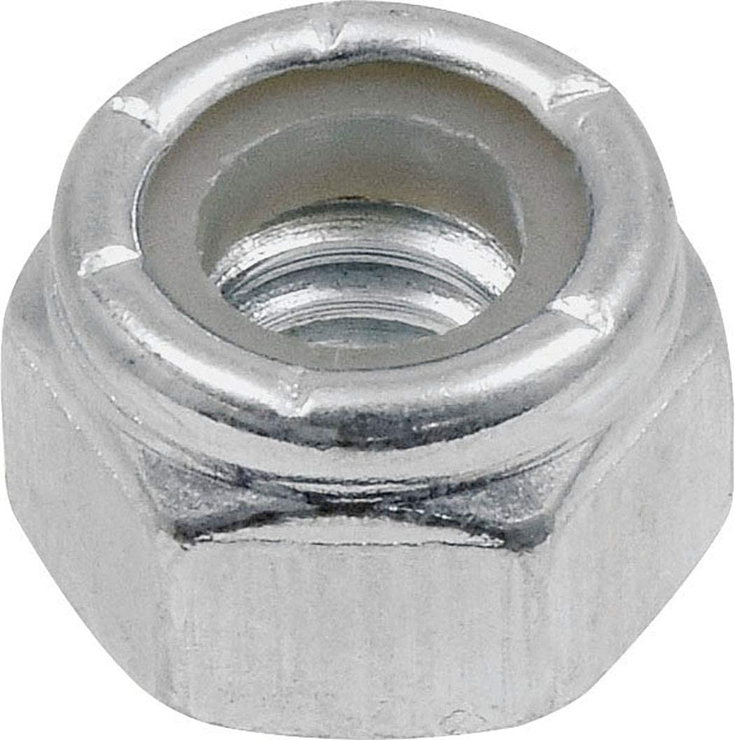 Pack of 100 1//4-20 Thread Size Grade 8 Fastcom Supply Pack of 100 Small Parts FSC14HN8P High-Strength Steel Hex Nut 1//4-20 Thread Size