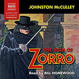 The Sign of Zorro Audiobook