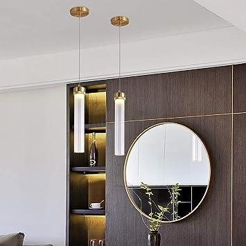 Amazon Com Fengkuo Ceiling Light White Light Golden