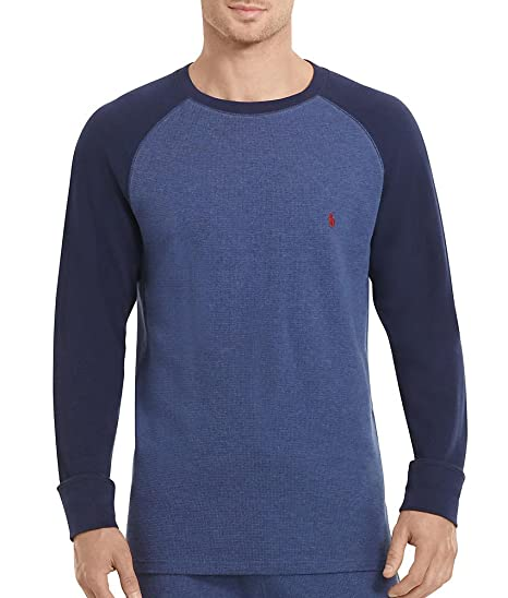 6c0f218a Image Unavailable. Image not available for. Color: Polo Ralph Lauren Mens  Long Sleeves Crew Neck ...