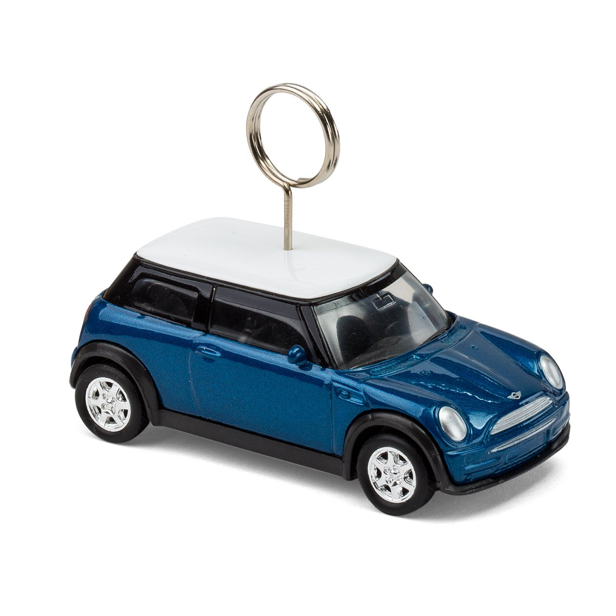 Porte-cartes Sur Roues ? Mini Cooper - bleu corpus delicti