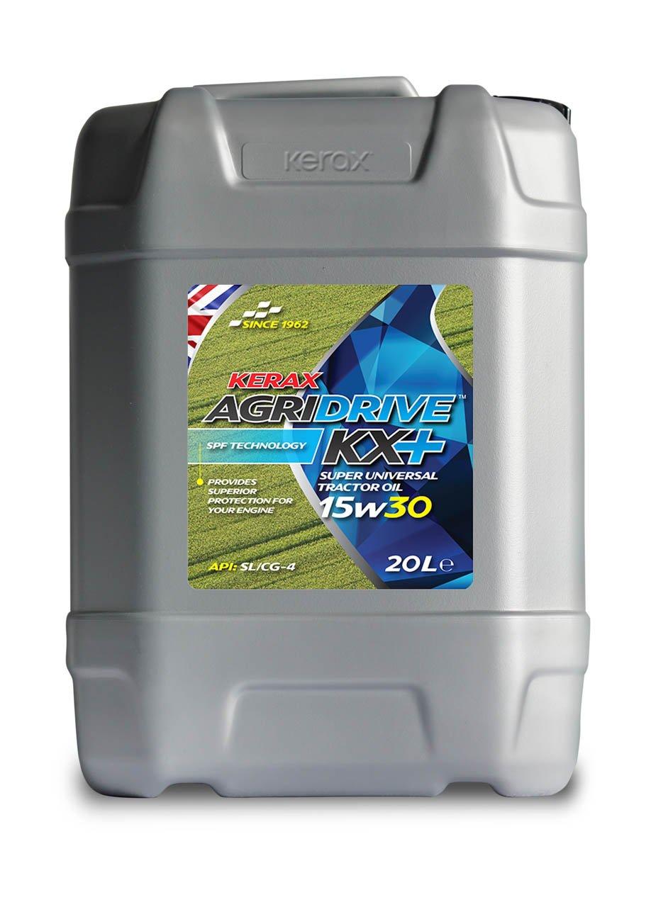 Kerax Super Universal Tractor Oil 15W30 Suto 20 Litre 20 L