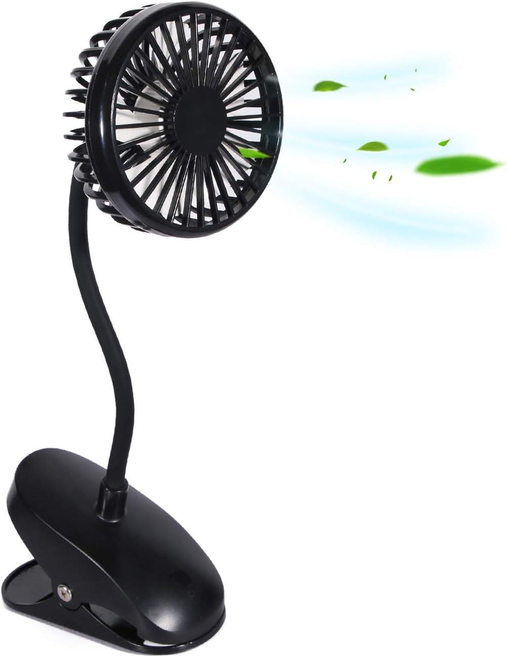 TianNorth - Ventilador con clip para cochecitos de bebé, hogar ...