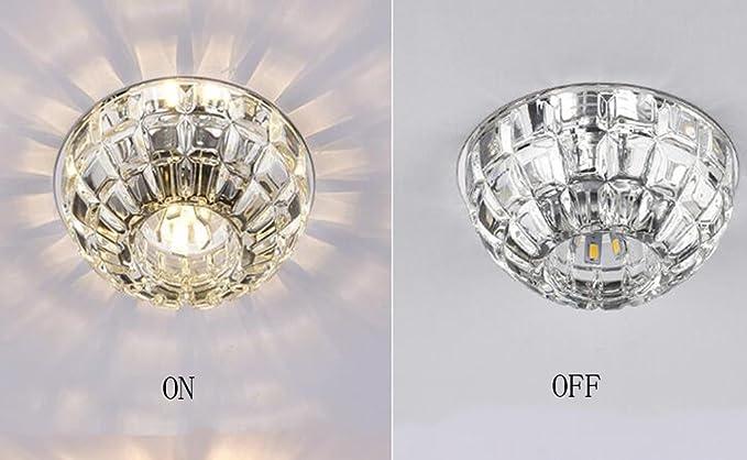 Plafoniere Kristall : Moderner design kristall deckenleuchter drei flammig messing