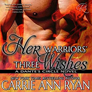 Her Warriors' Three Wishes Audiobook