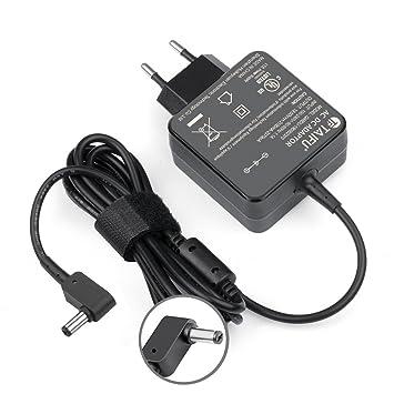 TAIFU 19V 2,37A Cargador Adaptador para Acer Aspire F15 F5-573G F5-571 E5-522 E5-573 E5-721 E5-722 E5-731 E15-573 V5-122P ES1-111 ES1-511 ES1-512,Acer ...