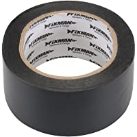 Fixman 192221 Black Electrical Insulation Tape 50mm x 33m