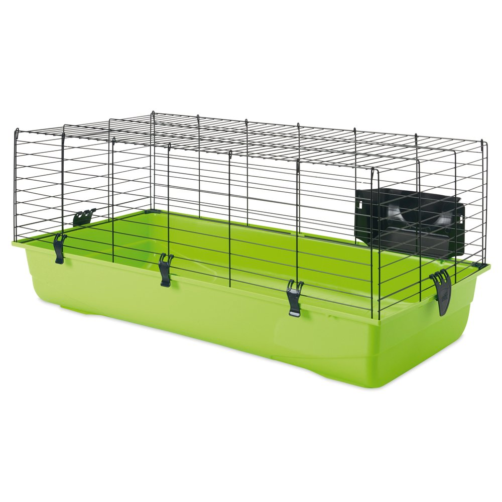 Savic Ambiente Cage avec râtelier à foin (Couleurs aléatoires) Vadigran 5223-5901