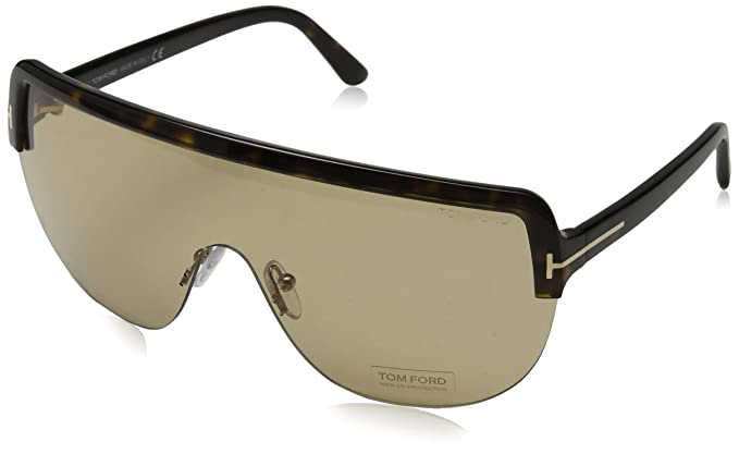 Tom Ford Sonnenbrille FT0560 52E 00 Gafas de sol, Marrón ...