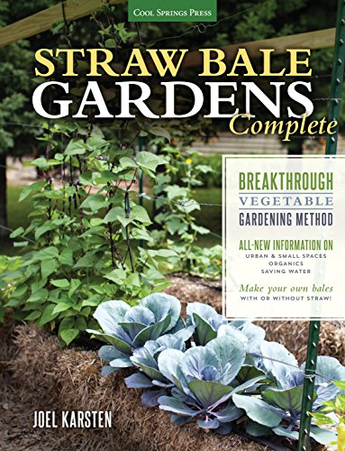 Straw Bale Gardens Complete cover