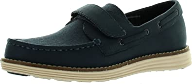 66d7c5ae5a8 Enzo Boys Milano Casual Boat Canvas Shoes