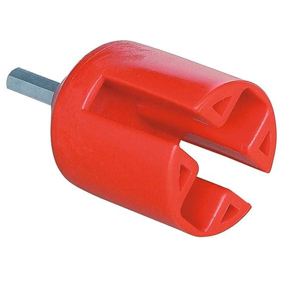 und Maxi-Tape Isolatoren,neu Einschraubhilfe  für Ring